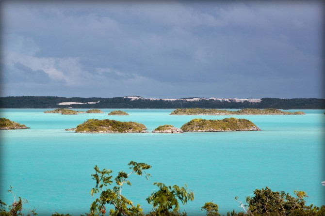 Chalk Sound, Providenciales. Kuva: Tim Sackton http://www.flickr.com/photos/43581314@N08/